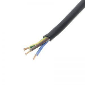 PROFB 790410909 Cordon Caoutchouc 3G1 20 m Noir de la marque PROFB image 0 produit