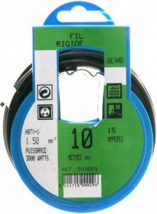 Profiplast PRP500029 Couronne de câble 10 m ho7v-u 1,5 mm Noir de la marque Profiplast image 0 produit