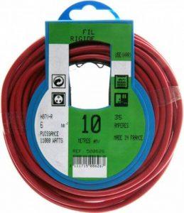 Profiplast PRP500626 Couronne de câble 10 m ho7v-r 6 mm Rouge de la marque Profiplast image 0 produit