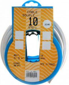 Profiplast PRP513021 Couronne de câble 10 m ho5vvf 3 g 1,5 mm Blanc de la marque Profiplast image 0 produit