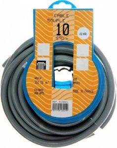 Profiplast PRP513224 Couronne de câble 10 m ho5vvf 3 g 2,5 mm Gris de la marque Profiplast image 0 produit