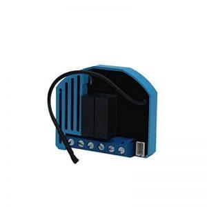 QUBINO Zmnhcd1 Z-Wave–Module de contrôle pour volet roulant - Bleu de la marque Qubino image 0 produit