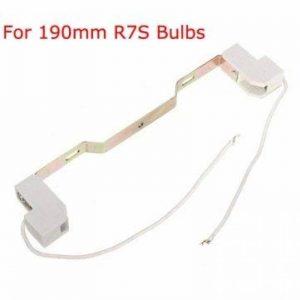 R7S base de l'ampoule Socket Titulaire de la lampe 210mm pour R7S Ampoules de la marque Obsidian image 0 produit