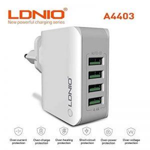 Rapid 4ports USB Auto- d'identité Compatible téléphone/tablette/P.C./Home/chargeur de voyage Royaume-Uni/EU/USA Adaptateurs secteur fournie. de la marque Panache-Design image 0 produit