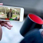 Ring Video Doorbell - Sonette vidéo 720p HD avec système audio bidirectionnel, détection de mouvement et connexion wi-fi, couleur Nickel Satiné de la marque Ring image 3 produit