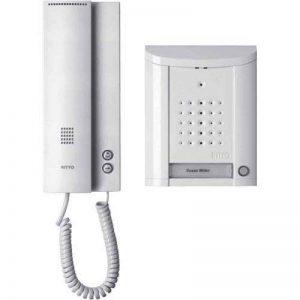 Ritto 1841170 Pack complet d'interphone audio Entravox pour maison individuelle Blanc de la marque Ritto image 0 produit