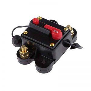 ROKOO Fusible Automatique Automatique en Ligne de disjoncteur de rétablissement de Voiture pour la Protection 50A 150A 200A 250A 300A de 12V de la marque ROKOO image 0 produit