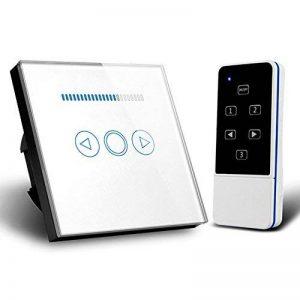 Rongda Smart Home Touch Panel Variateur 500W, blanc de la marque Rongda Smart Home image 0 produit