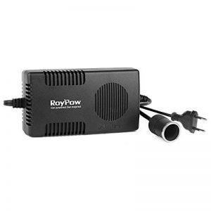 RoyPow 120W (150W max) Alimentation Électronique AC à DC Adaptateur 220V / 230V / 240V à 12V Prise d'Allume-cigare de Voiture 12V / 10A DC Électricité Transformateur Convertisseur de la marque RoyPow image 0 produit