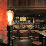 Rétro Style Industriel Applique Murale Tube Métal Noir, Simple Lampe Murale en Finition de Fer Douille E27 Éclairage Décoration pr Maison , Bar , Restaurants, Café, Club ( Sans ampoule ) de la marque AZX image 1 produit