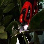 Sécateur professionnel à batterie électrique sans fil avec lames massives pour arbres, jardin, vigne et fruits (1Blade, 1 ciseaux de taille manuelle en cadeau) de la marque HYDLJN image 4 produit