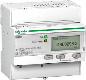 Schneider–Compteur d'énergie digital triphasé iem32005A indirecte classe 0,5S de la marque Schneider image 0 produit
