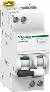 Schneider Elec PBT–Dit 5124–Commutateur iDPN neutre Vigi 10A B 30mA Type-A de la marque Schneider elec image 0 produit