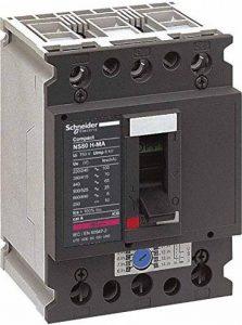 Schneider Elec PBT–Pac 4001–Disjoncteur ns80h ma2,53p3r Fixed Antérieur de la marque Schneider image 0 produit