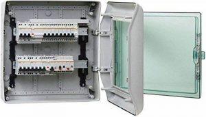 Schneider Electric 13965 Kaedra Coffret pour Appareillage Modulaire, IP65, 36 Modules, 448 mm Largeur, 460 mm Hauteur, 160 mm Profondeur, 90 A de la marque Schneider Electric image 0 produit