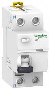 Schneider Electric A9R60240 - Interrupteur différentiel 30mA, 2P, CA, domestique (40A) de la marque Schneider Electric image 0 produit