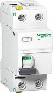 Schneider electric-interrupteur fI a9Z20216 2P 16A 10 mA type a acti9 3606480442971 disjoncteur différentiel de la marque Schneider image 0 produit