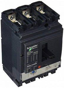 Schneider Electric LV429750 NSX100N MA Disjoncteur Compact, 3P Pôles, 3D, 690VAC, 50/60 Hz, 100 A de la marque Schneider Electric image 0 produit