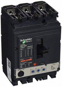 Schneider Electric Lv430771Nsx160°F Coupe-circuit–Kompakt–Micrológico 2.23P Pole–100ampères, 3d, 690V AC, 50/60Hz de la marque Schneider Electric image 0 produit