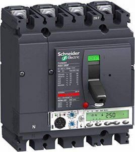 Schneider Electric Lv431867Compact Nsx250°F Micrológico 5.2A Disjoncteur, 4pôles, 4d Bâtons protégé, 100ampères courant, 50/60Hz, 690V de la marque Schneider Electric image 0 produit