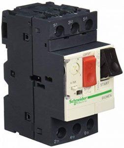 Schneider Electric SC5GV2ME14 Disjoncteur moteur Noir de la marque Schneider Electric image 0 produit