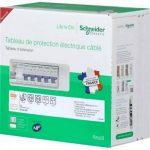 Schneider Electric SC5R9H113SP02 Tableau de Protection électrique câblé, Blanc de la marque Schneider Electric image 3 produit