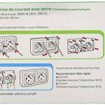 Schneider Electric SC5SHN0262473P Alrea Double Prise de courant 2 P + T Connexion rapide de la marque Schneider Electric image 2 produit