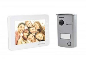 SCS Sentinel VisioDoor 7 Interphone vidéo Filaire, Blanc de la marque SCS Sentinel image 0 produit