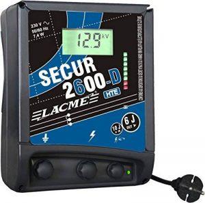 Secteur Lacme Secur 2600-D Hte de la marque Lacme image 0 produit