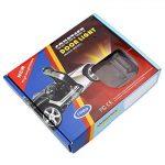 Sedeta 2pcs LED de porte de voiture Bienvenue Projecteur Batman Motif Courtoisie Fantôme Ombre lumière de la marque Sedeta image 1 produit