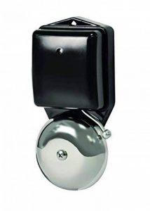Sentinel SEN5200275 Retrobell Carillon filaire, 12 V, Noir de la marque SCS Sentinel image 0 produit