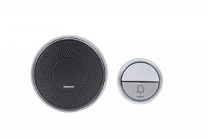 Set sonnette sans fil Komfort, gris, 94253 de la marque Legrand image 0 produit