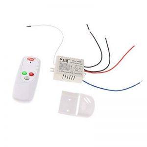 Sharplace 1-canal ON/OFF Interrupteur Lumière Sans Fil Numérique avec Télécommande 220V-240V de la marque Sharplace image 0 produit