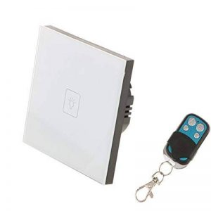 Sharplace Interrupteur Tactile pour Lampe LED avec Télécommande Décoration pour Chambre Salon Maison Fiche EU de la marque Sharplace image 0 produit