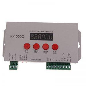 Sharplace K-1000C DMX512 Télécommande D'éclairage Intelligent Programmable Avec Carte SD Support Correction GAMMA de la marque Sharplace image 0 produit