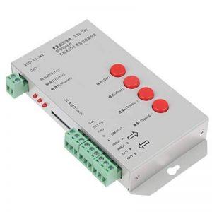 Sharplace T1000s Mini Rgb Télécommande Connexion 3pin Ajuster Luminosité Globale Vitesse Couleur pour Bandes LED RGB W de la marque Sharplace image 0 produit