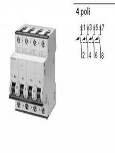 Siemens 5sl6–magnéto-thermique 400V 6kA 4pôles C 32A de la marque Siemens image 0 produit