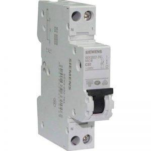 Siemens - Disjoncteur électrique phase + neutre 32A de la marque Siemens image 0 produit