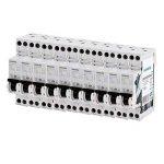 Siemens - Lot de 10 Disjoncteurs électriques phase + neutre 16A de la marque Siemens image 1 produit