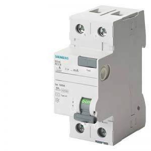 Siemens SENTRON–Interrupteur différentiel 5sv 70mm classe–AC 2pôles 63A 30mA de la marque Siemens image 0 produit