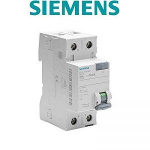 Siemens SentronInterrupteur différentiel 5sv 70mm Type AC 2pôles 40A 30mA de la marque Siemens image 0 produit