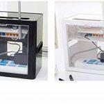 SJHO Cable Management Box Line Manager - Boîte De Rangement Routeur - Blanc Noir,White de la marque SJHO image 4 produit