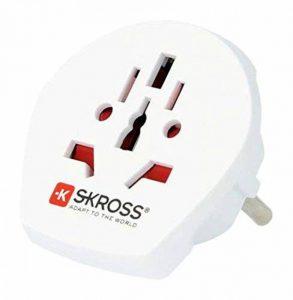 Skross - 1.500211 - Adaptateur de voyage universel World to Europe de la marque Skross image 0 produit