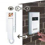 Smartwares VD62 SW 10.007.55 Portier vidéo couleur/Visiophone/Interphone vidéo 2 combinés de la marque Smartwares image 1 produit