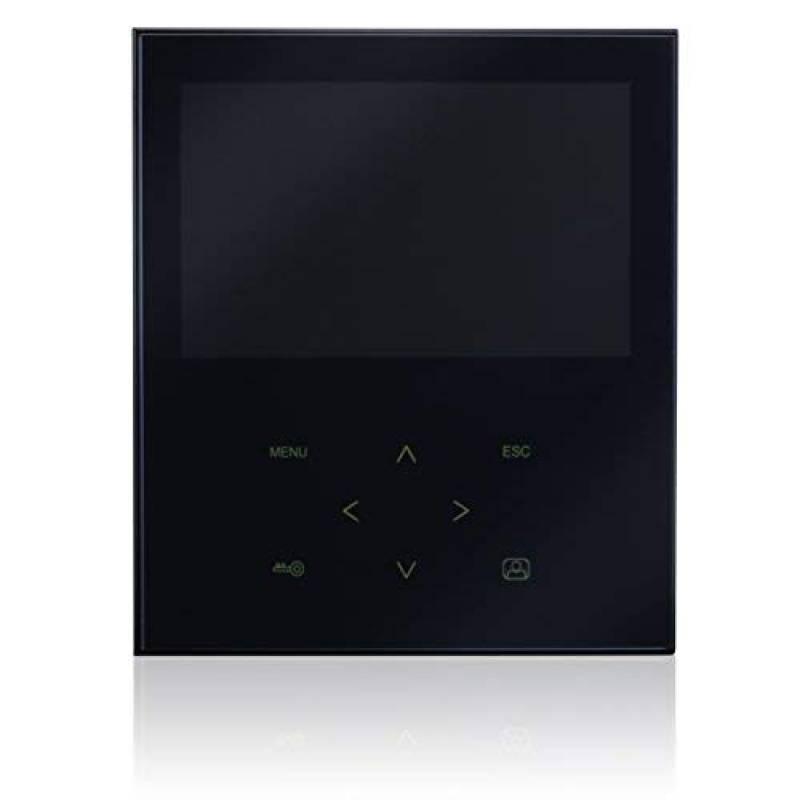Elro VD71Z Interphone vid/éo Avec /écran plat Noir