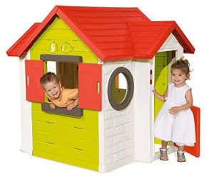 Smoby - 810402 - Jeu Plein Air - Maison de Jardin - My House - 120 x 115 x 135 cm de la marque Smoby image 0 produit