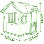 Smoby - 810402 - Jeu Plein Air - Maison de Jardin - My House - 120 x 115 x 135 cm de la marque Smoby image 4 produit