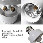 socket ampoule TOP 2 image 2 produit