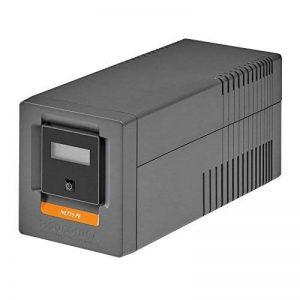 Socomec NeTYS PE Onduleur 4 Prises IEC320-C13 RJ45 1000 VA/600 W Noir de la marque Socomec image 0 produit