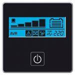 Socomec NeTYS PE Onduleur 4 Prises IEC320-C13 RJ45 1000 VA/600 W Noir de la marque Socomec image 2 produit